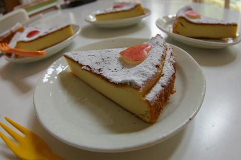 ケーキピース