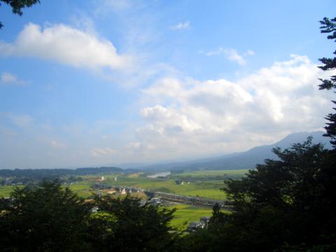 中尊寺 景色