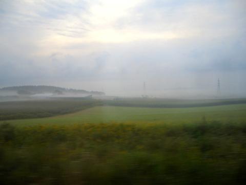 北海道の朝