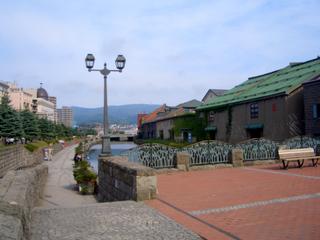 小樽運河 旅