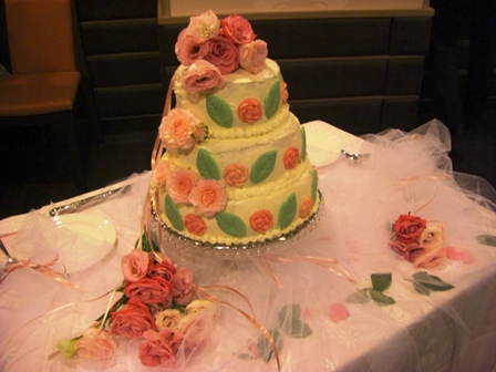 081026 Wedding Cake