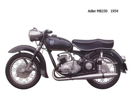 Adler MB250