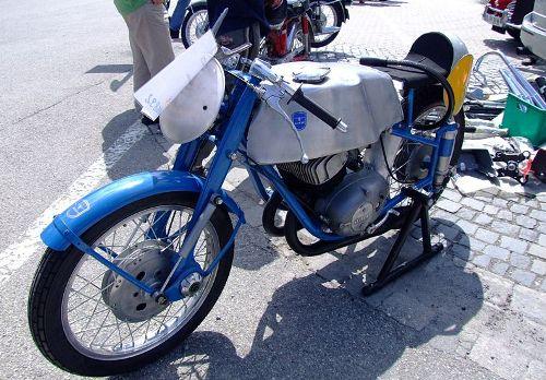 Adler 250 GP