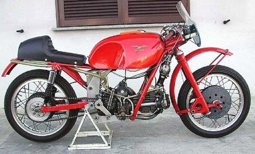 Guzzi 350 SOHC