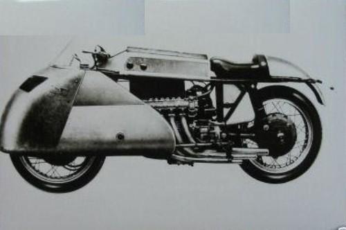 Guzzi 4 1953