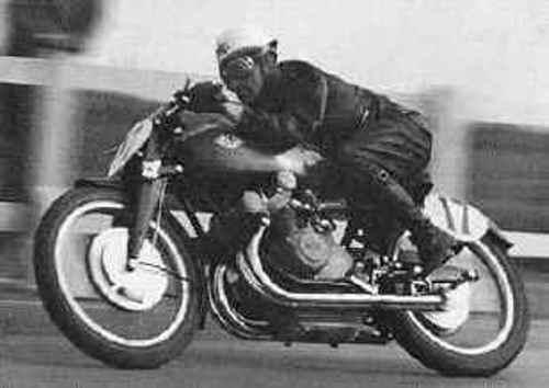 1950 Gilera 500