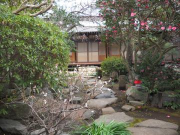 冬の鎌倉4