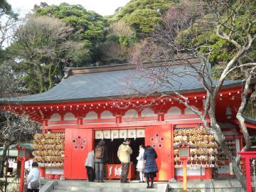 冬の鎌倉1