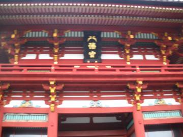 冬の鎌倉16