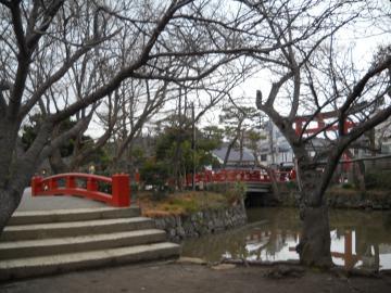 冬の鎌倉20