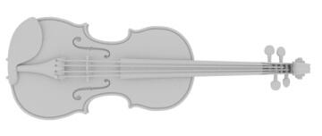 ノンフォトバイオリン