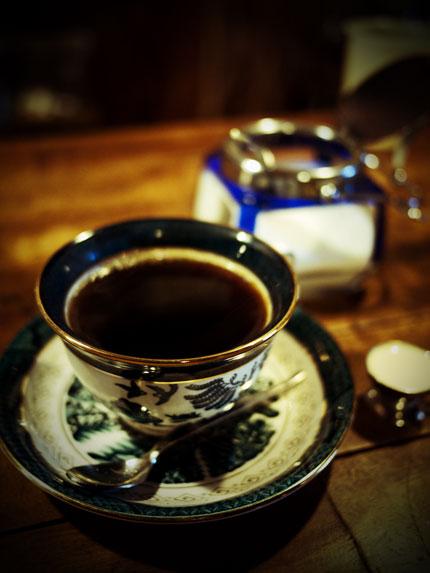 コーヒーの苑 軽食セット コーヒー別注文
