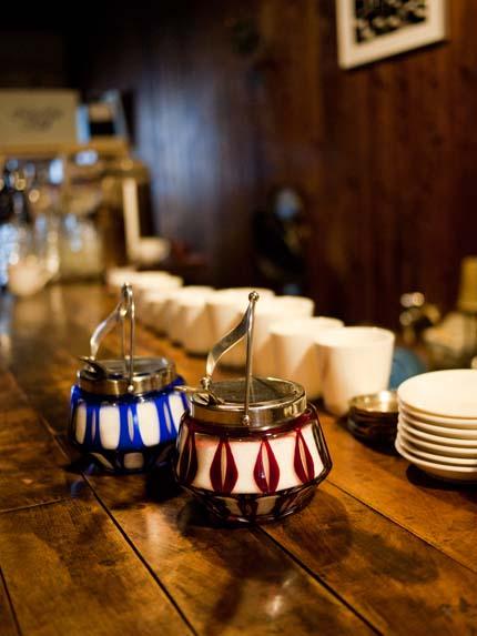 藤枝 コーヒーの苑 シュガー