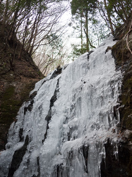 タイラ沢の滝 5