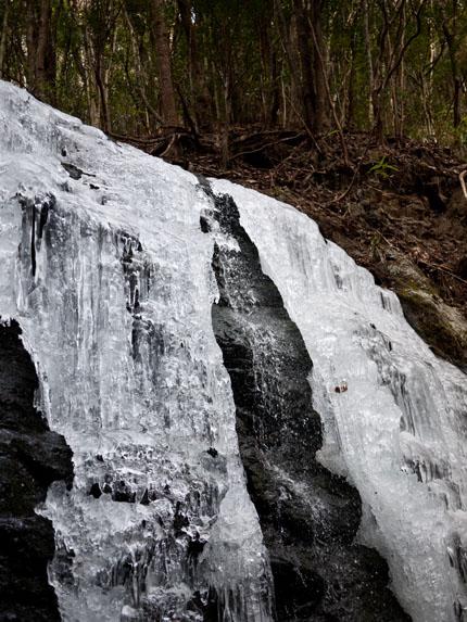 タイラ沢の滝 8