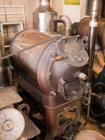 コルトバ 焙煎機