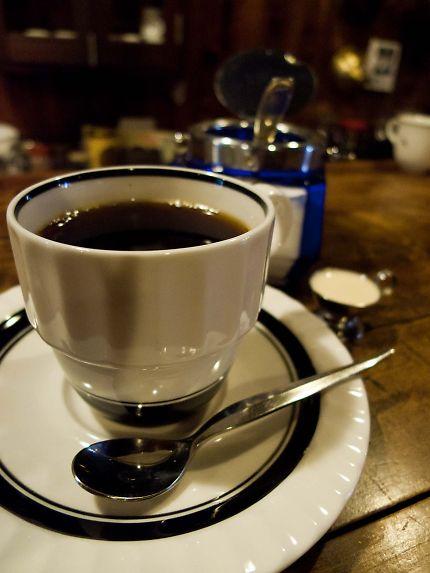 藤枝 コーヒーの苑 ブラジルサントス