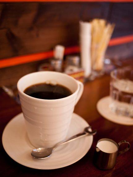 バイカーズカフェ ツインズ ボアアップコーヒー
