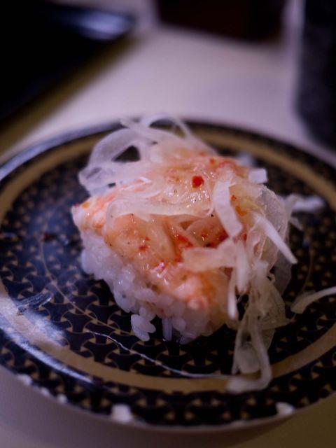 はま寿司 エビカルパッチョ