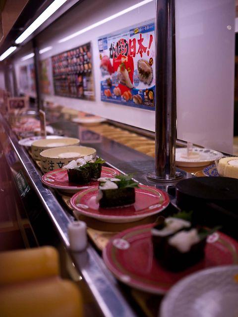 はま寿司 コンベア