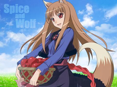 狼と香辛料 ホロ