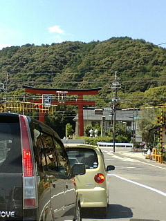 何気に前のムーブの車体に、我が愛車ウサラパ号が写ってます