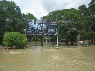 洪水10月11日02