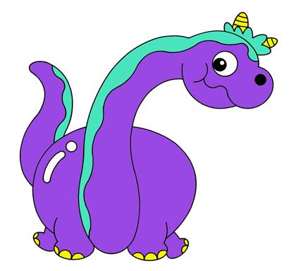 恐竜キャラ3