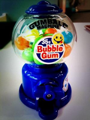bubble gumweb