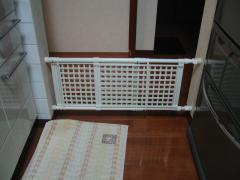 旧キッチン入り口