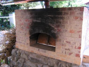 手づくりパン窯