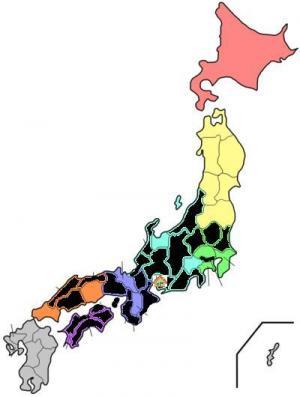 2008年訪問都道府県
