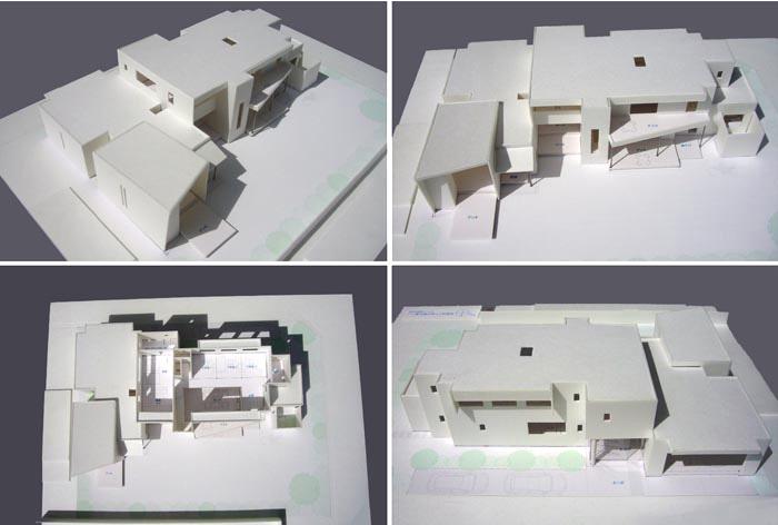 早稲田2模型4面