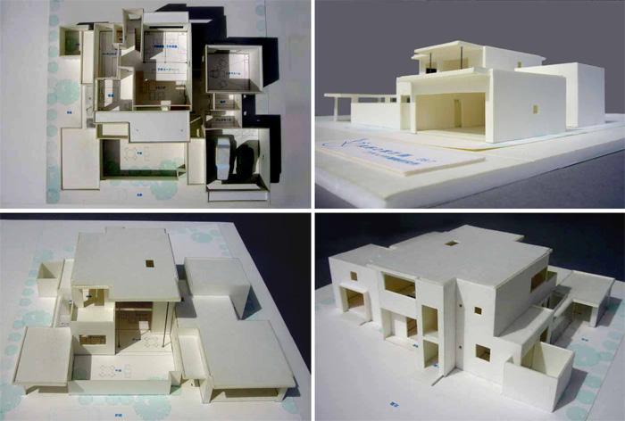 泉野模型4面