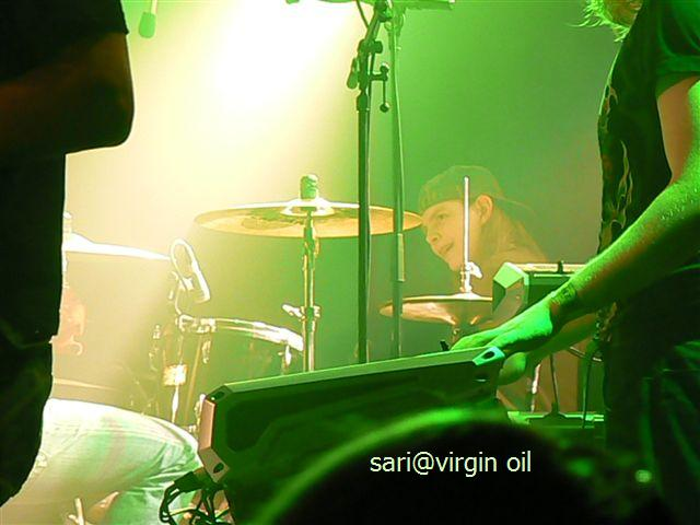 AK @ virgin oil SARI 13