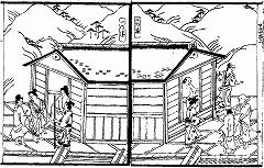 迎湯有馬名所鑑 江戸時代の写本