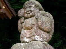 湯泉神社の大黒様