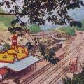 有馬軽便鉄道とサイダー工場