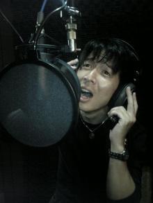 レコーディング♪