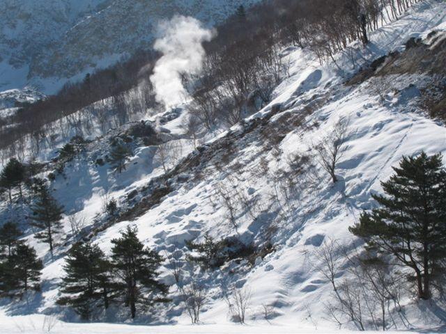 11.2.21-7磐梯山の噴気口
