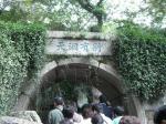 千人石~剣池