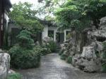 庭から回廊へ