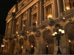 夜のオペラ座はすっきり
