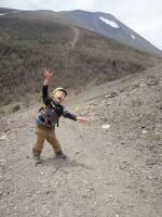 小浅間登山16