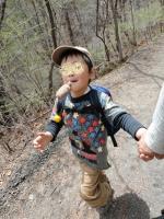 小浅間登山17