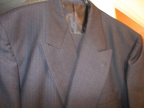 スーツ(ダブル)