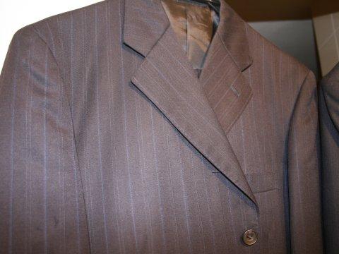 スーツ(シングル)
