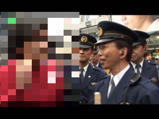 渋谷署警官と穏便に打ち合わせ