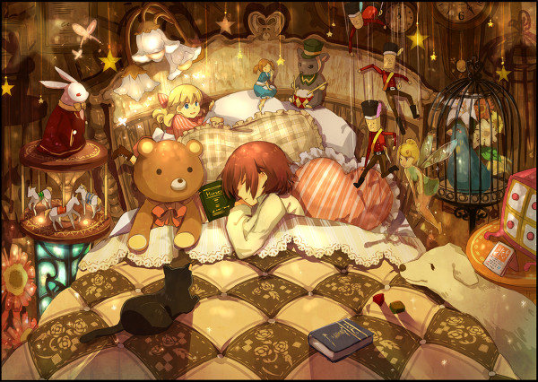 素敵な夢を。