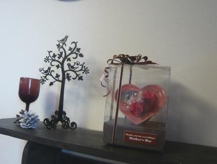 2011.4母の日に贈る♪ハートのプリザギフトp5